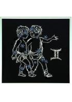 Картина «Звездные близнецы»