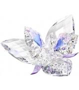 Хрустальный цветок «Королевский», александрит