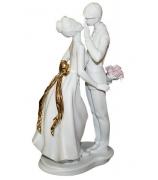 Фарфоровая статуэтка «Новобрачные»