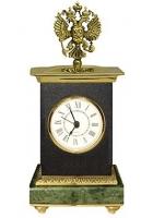 Бронзовые часы «Орел»