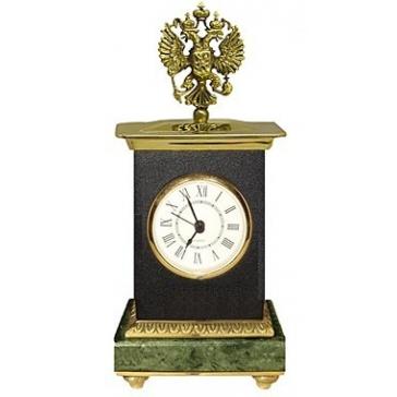 Часы из бронзы «Орел»
