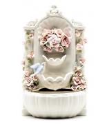 Фарфоровая статуэтка «Фонтан любви»