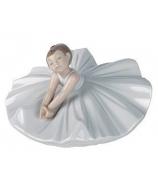 Фарфоровая статуэтка «Урок танцев»