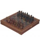 Шахматы каменные «Европейские»