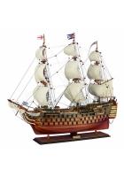 Модель корабля «Victory»