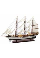 Модель корабля «Gorch Fock»
