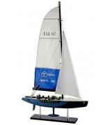Модель яхты «ONEWORLD»