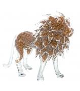 Хрустальная статуэтка «Лев»