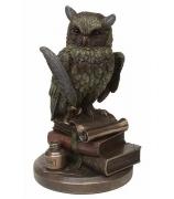 Статуэтка «Мудрая сова»
