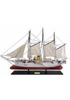 Модель канонерской лодки «Кореец»