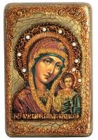 Икона «Казанская Божья Матерь» в подарочной шкатулке