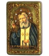 Икона «Серафим Саровский Чудотворец»
