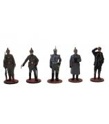Оловянные солдатики «Немцы I мировая война»