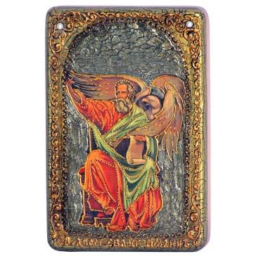 Икона «Святой апостол и евангелист Иоанн Богослов», подарочная