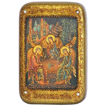 Настольная икона «Троица»