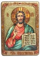 Икона «Господь Вседержитель» в подарочной шкатулке
