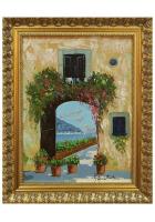Картина художника Amalfitami. Масло