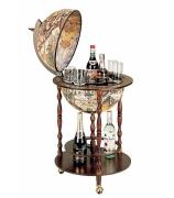 Глобус-бар напольный