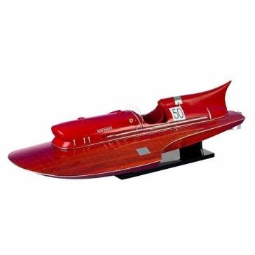Модель корабля гидроплан «Ferrari»