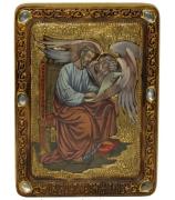 Живописная икона «Апостол и евангелист Марк»