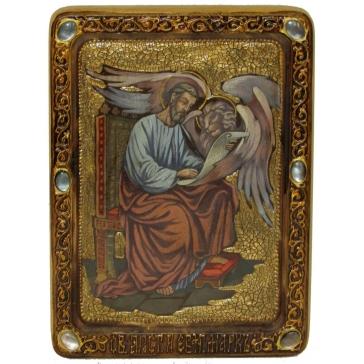 Живописная икона «Святой Апостол и евангелист Марк»