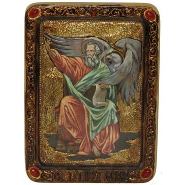 Икона «Святой апостол и евангелист Иоанн Богослов», живописная