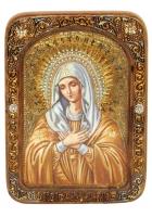 Живописная икона «Умиление» Серафимо-Дивеевская