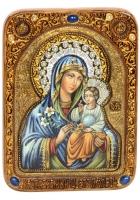 Живописная икона Божией Матери «Неувядаемый Цвет»