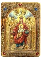 Живописная икона Божией Матери «Державная»
