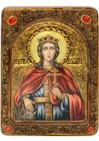 Живописная икона «Святая великомученица Екатерина»