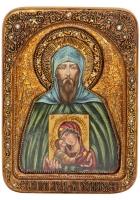 Живописная икона «Благоверный великий князь Игорь»