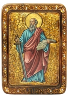 Живописная икона «Апостол Павел»