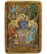 Живописная икона «Троица»