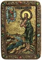 Живописная икона «Преподобный Алексий, человек Божий»