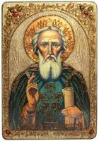 Икона «Сергий Радонежский»