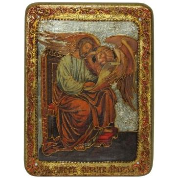 Подарочная икона «Святой Апостол и евангелист Марк»
