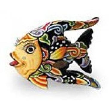 Статуэтка рыбка «Оскар» от Томаса Хоффмана, Германия.