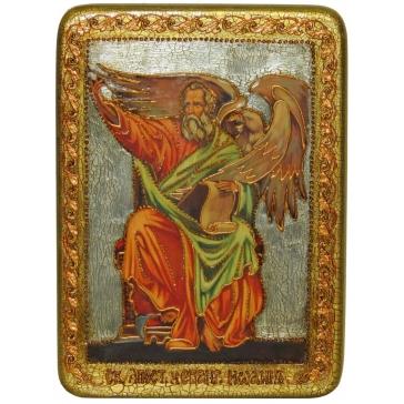 Икона «Святой апостол и евангелист Иоанн Богослов», в шкатулке