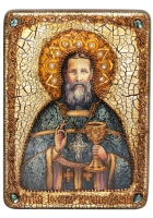 Икона «Святой Иоанн Кронштадтский»