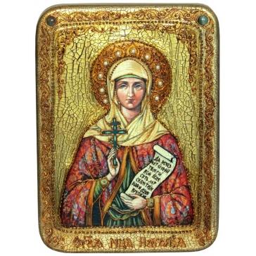 Икона «Святая Мученица Наталия Никомидийская», подарочная