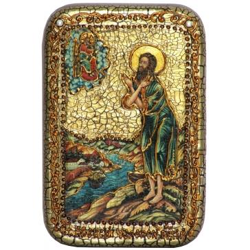 Подарочная икона «Преподобный Алексий, человек Божий»