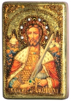 Икона «Святой Александр Невский»