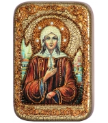Икона «Ксения Петербургская»