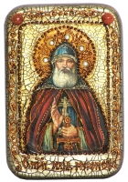 Икона «Илия Муромец, Печерский»