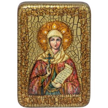 Икона «Святая Мученица Наталия Никомидийская» в шкатулке