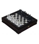 Шахматы каменные малые