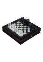 Шахматы каменные малые изысканные