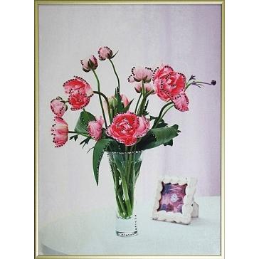 Картина Сваровски «Весенее настроение»