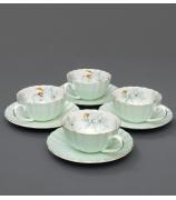 Чайный набор «София Блю» мятный