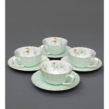 Чайный набор на 4 персоны «София Блю»